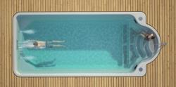 Купить бассейны Fiberpool Garda 800