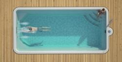 Купить бассейн Fiberpool Lugano