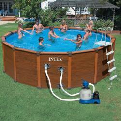 Intex 28392 каркасный бассейн