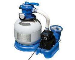 Песочный фильтрующий насос Intex 28648 купить