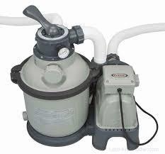 Насос фильтрующий песочный Intex 28644 купить