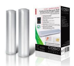Пакеты для вакуумирования CASO 20x600 см, 2 шт.