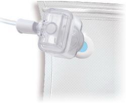 Набор Zip-пакетов для вакуумирования с адаптером CASO, 20 шт.