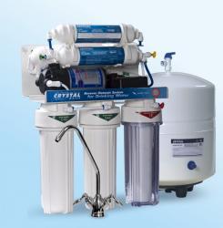 Купить CFRO-550MP осмос 6 с насосом водяной фильтр Киев Украина