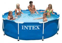 Intex 28200 каркасный бассейн