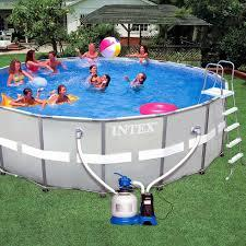 Intex 28334 каркасный бассейн