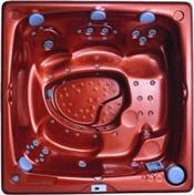 Гидромассажный бассейн USSPA Silvester