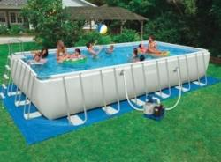 Intex 28364 каркасный бассейн
