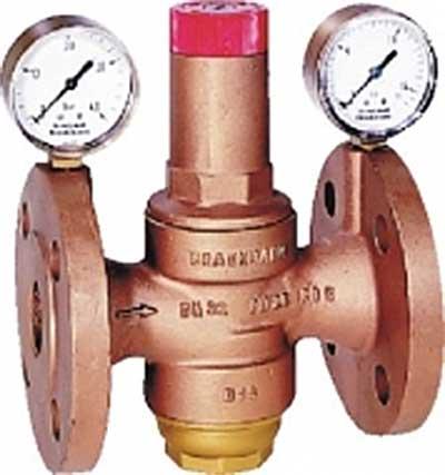 Регулятор давления и расхода универсальный, диапазон настройки 0,04-0,16