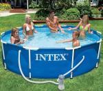 Каркасный бассейнIntex 28210 купить