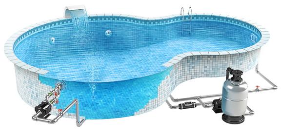 строительство бассейнов в Запорожье
